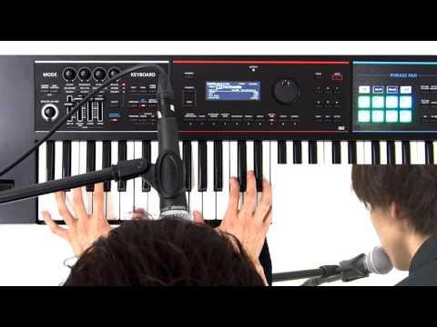 "JUNO-DS Quick Start 09 ""Playing Vocoder Sounds"""