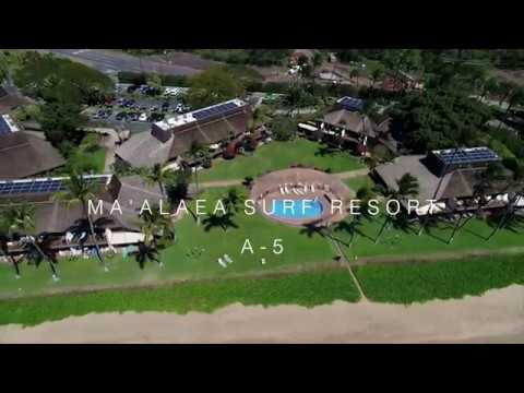 For Sale: Ma'alaea Surf Resort unit A-5 ~ Direct oceanfront on Sugar Beach