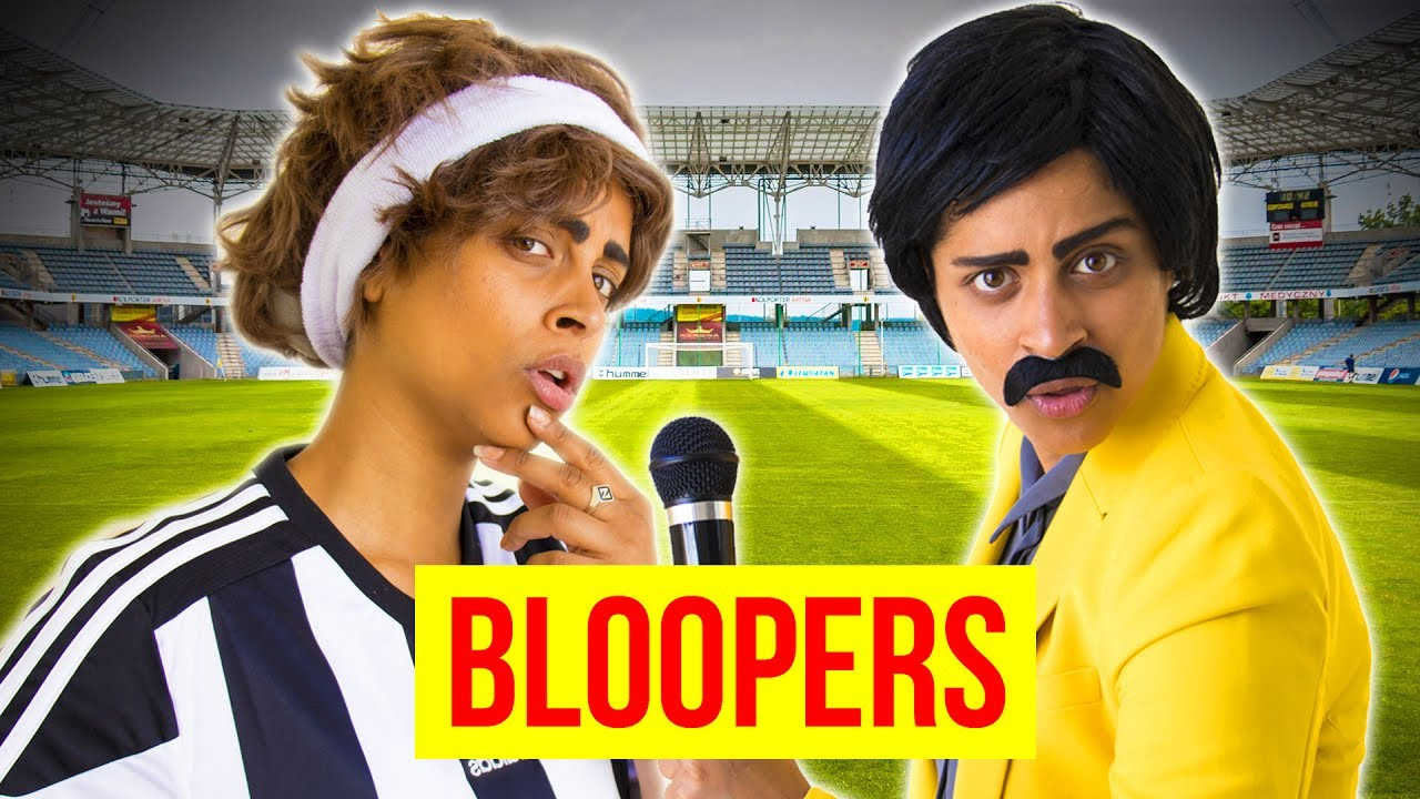 BLOOPERS: Sports Interviews Are Ridiculous!