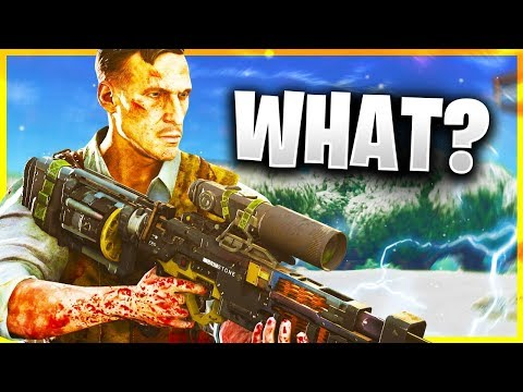 YOUTUBE REWIND IS A DISASTER?! (Call of Duty Black Ops 4 Zombies) thumbnail