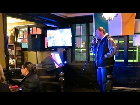 Karaoke At The Claddagh