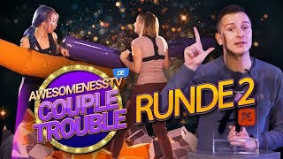 Runde 2: Battlebox of Love | Bao & Kiko VS Kurono & Jen | COUPLE TROUBLE mit Aaron Troschke (2/4)