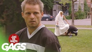 Cheating Bride Prank