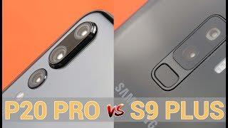 Huawei P20 PRO Vs Galaxy S9 PLUS - Quale Scegliere?