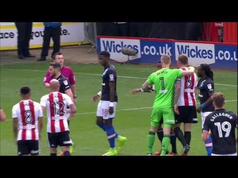 Highlights: Brentford 1 Blackburn Rovers 3