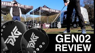 Custom Fit for PXG GEN02 Driver