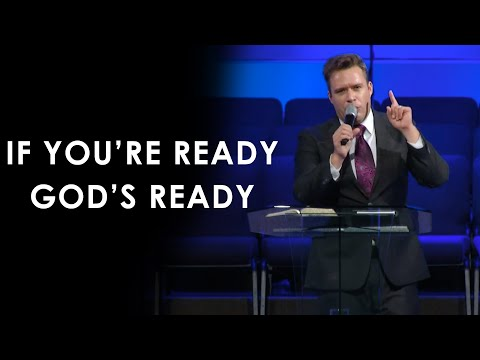 If You're Ready, God's Ready – Josh Herring