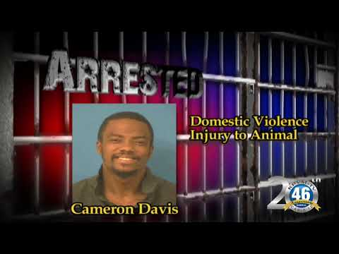 08/24/2017 Nye County Sheriff's Office Arrest | Davis