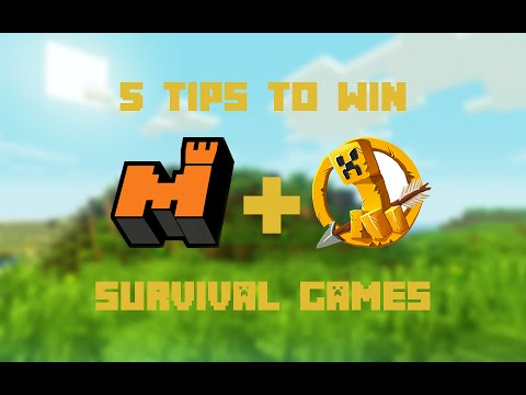 Minecraft: 5 Tips to Win Survival Games | Mineplex |