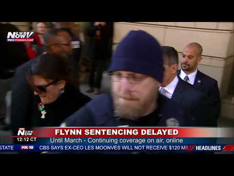 FLYNN SENTENCING DELAYED: Next court appearance expected in March 2019 (FNN)