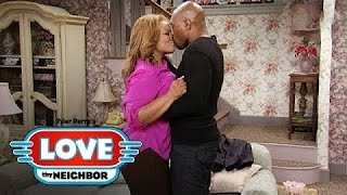 Philip Kisses Linda | Tyler Perry's Love Thy Neighbor | Oprah Winfrey Network streaming