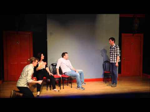 The Studio System- Longform Improv Monoscene- The People's Improv Theater NYC