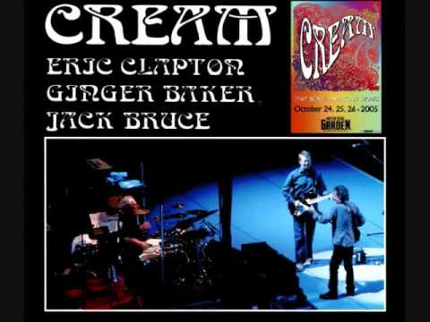 CREAM Re-union Concert at MSG 26 Oct 2005-Sunshine Of Your Love.