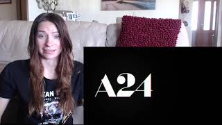 MIDSOMMAR | Official Teaser Trailer (A24) Reaction