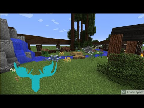 Zoo Exhibit Builds EP2- Moose Exhibit