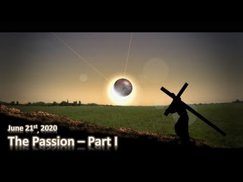 The Eclipse of June 21st, 2020 - Part One