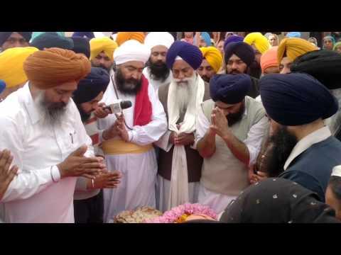 Antim Yatra - Sant Baba Hardev Singh Ji Lullon Wale
