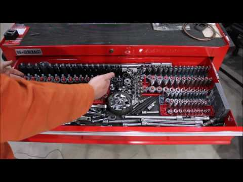 Ideas about Tool Storage - Organizing your tool boxes
