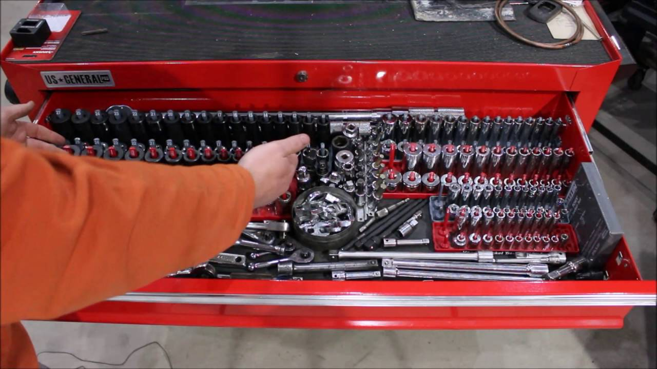 Ideas about Tool Storage - Organizing your tool boxes ...