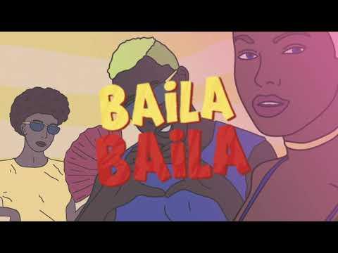 Calypso Rose feat. Nailah Blackman & Lao Ra - Baila Mami (Lyric Video) Mp3