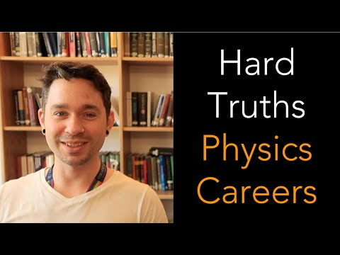9 Tips (HARD TRUTHS) when considering a Career in Physics