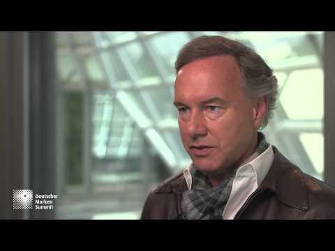 8. Deutscher Marken-Summit: Interview mit Nico Hofmann, UFA FICTION