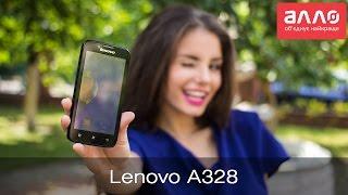 Видео-обзор смартфона Lenovo A328(Купить смартфон Lenovo A328 Вы можете, оформив заказ у нас на сайте ..., 2014-09-09T07:31:03.000Z)