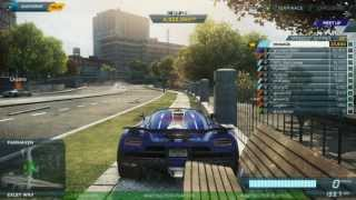 Need for Speed Most Wanted - Multiplayer Gameplay PC