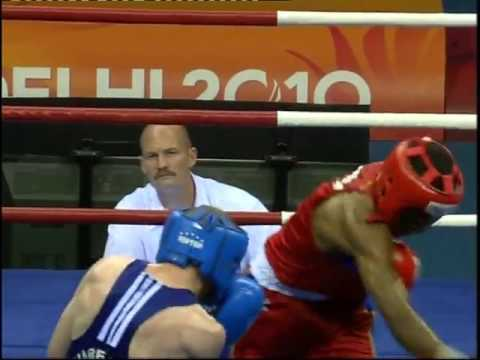 Paddy Barnes vs. Jafet Uutoni - 2010 Commonwealth BOXING final