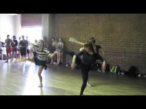 Gina Starbuck Choreography