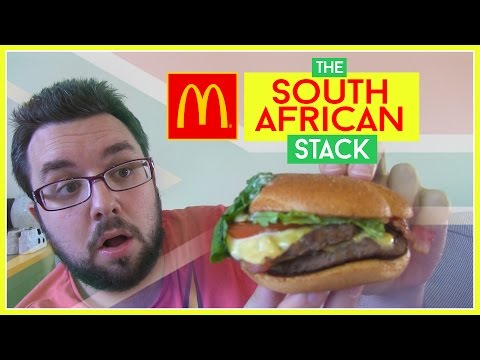 McDonald's The South African Stack Review