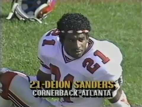 Jerry Rice Vs Deion Sanders (1989) | WR Vs CB Highlights