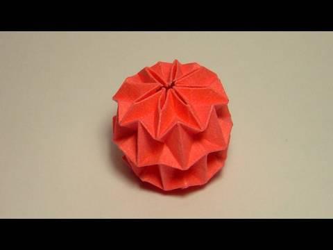 Mini Magic Ball Origami