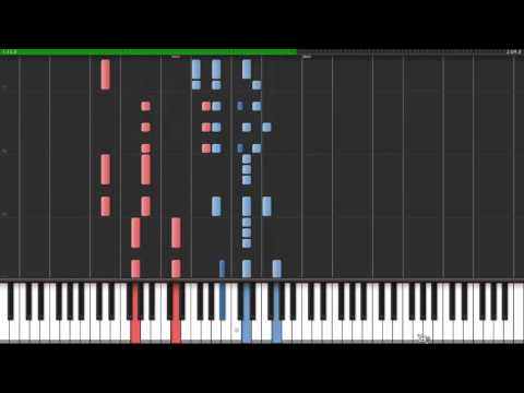 (How to Play) He's a Pirate - Pirates of the Caribbean Theme Song Piano Tutorial
