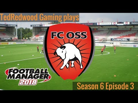 Football Manager 2018   FC Oss   S6E3   Group stage proper - Zenit St Petersburg
