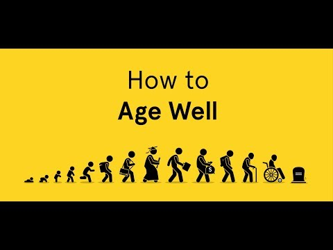 Sydney Science Forum: how to age well