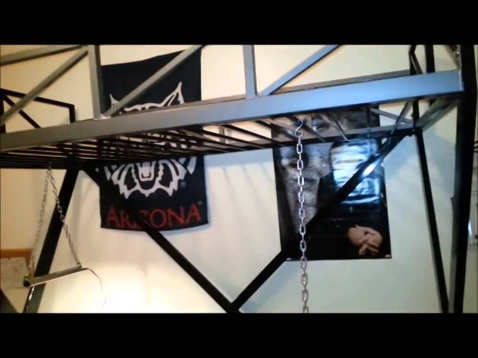 how to make a metal loft