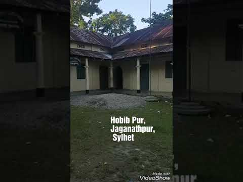 Hobib Pur, Jaganathpur, Sylhet