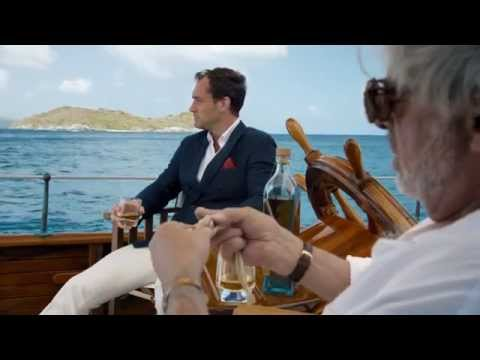 Jude Law In 'The Gentleman's Wager' For Johnnie Walker Blue