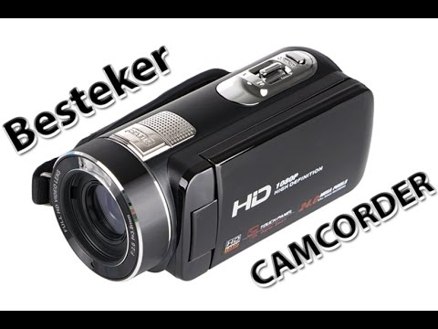 Video Camcorder Review! (with footage sample)