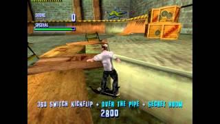 Game Music #1 Tony Hawk's Pro Skater - Goldfinger, Superman