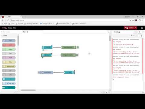 Read Write Data on Siemens PLC using Node-RED (S7)