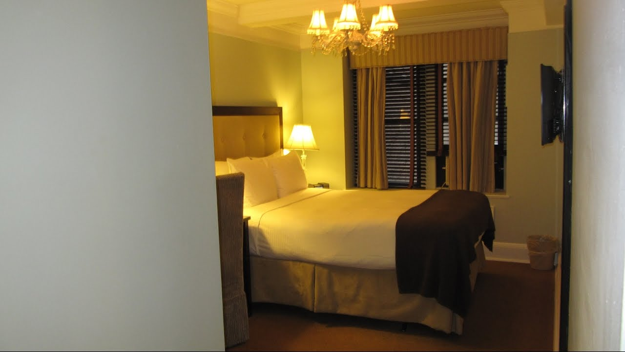 The Franklin Hotel New York Guest Room