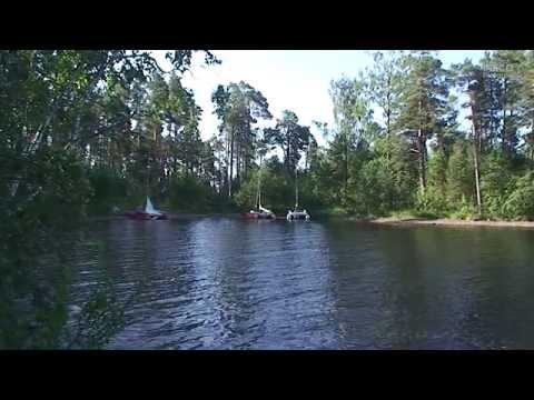 Карелия 2011 Онежское озеро Природа  Lake Onega Nature. 自然の中、ロシア、北