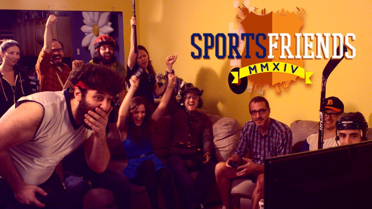 Sportsfriends - Launch Trailer