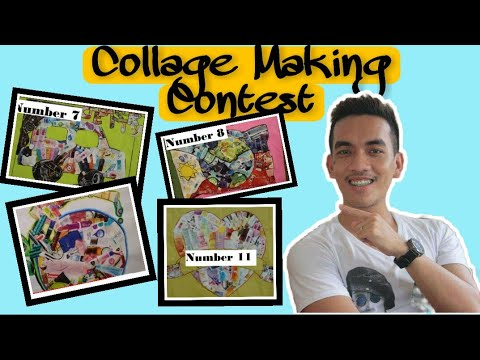 Collage Making Contest - YouTube