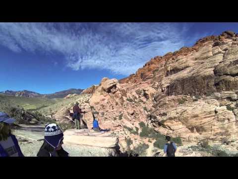 Christmas Trip to Las Vegas:: Red Rock Canyon National Park