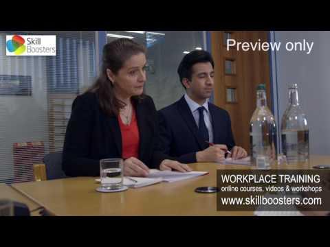 Formal disciplinary meetings - opening the meeting