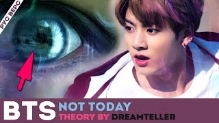 BTS - NOT TODAY | MV ТЕОРИЯ ОТ DREAMTELLER ОЗВУЧКА | ARI RANG