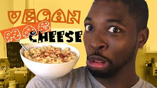 How to make Vegan Mac And Cheese - Cooking With A Comedian